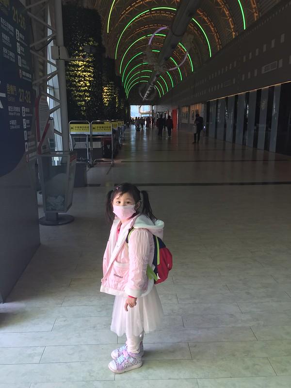 不斷進化的 高雄 小港機場
