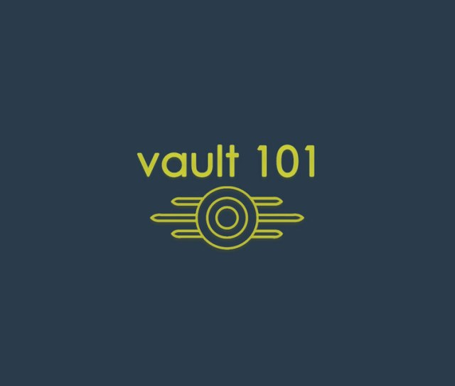 Fallout Wallpaper Vault 101 By Teammachine