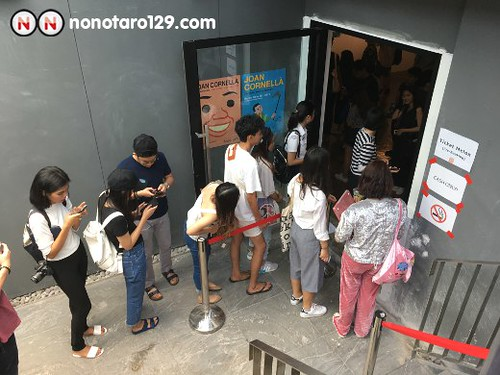 Joan Cornellà Bangkok Solo Exhibition 08