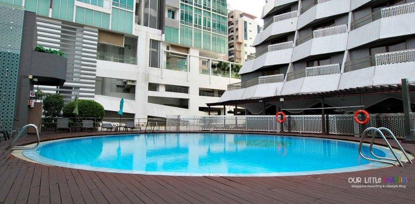 Village Hotel Katong Pool