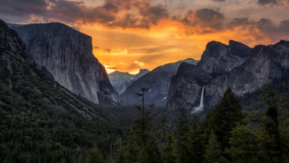 Yosemite May Sunrise
