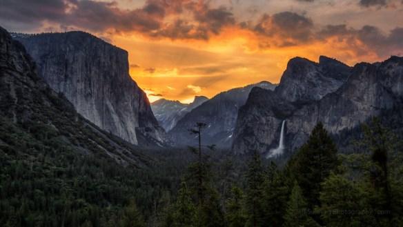 Yosemite May Sunrise
