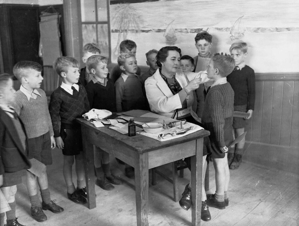 Gn Medical Checkup At Thebarton Primary School