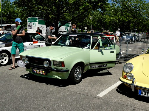 Opel Commodofre B Baujahr 1977 2800 ccm 140 PS