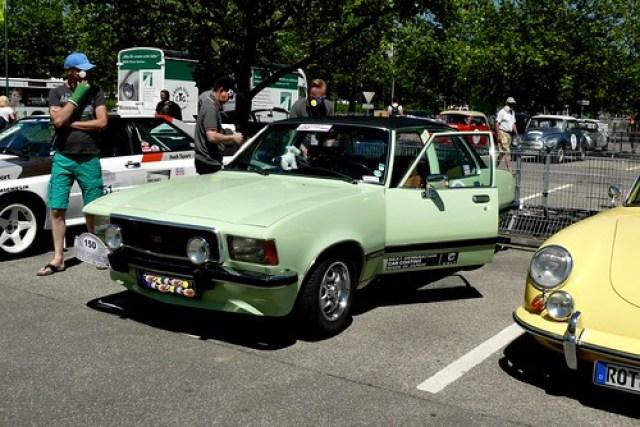 Opel Commodofre B Baujahr 1977 2800 ccm 140 PS