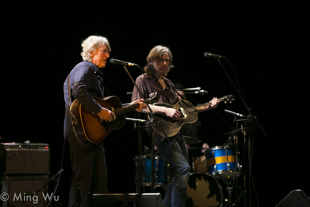 Bill Plaskett & Joel Plaskett @ NAC Southam Hall