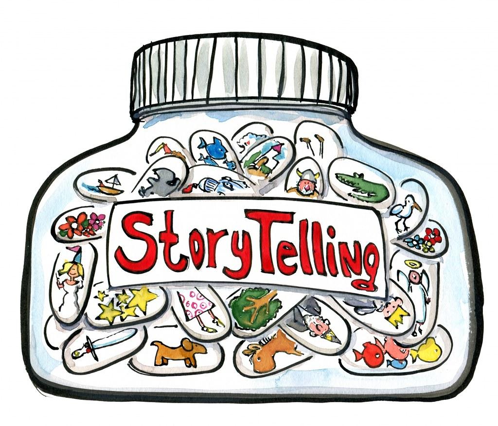 Storytelling Magic Stories