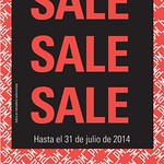 Hasta 31 de Julio de 2014 PRISMA MODA sale fashion week