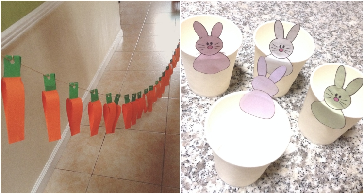 Homemade Parties DIY Party_Easter Bunny Theme_Ember18