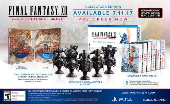 Final Fantasy XII: The Zodiac Age - Annex_CE_BeautyShot_FINAL_REVISED
