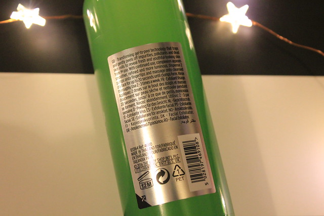 The Body Shop Drops of Youth Peel