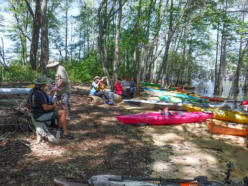 Paddle to Church Island with the Tri-County Blueways Paddlers-022