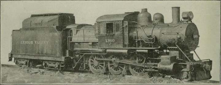 "Image: Public Domain. Image from page 517 of ""Railway mechanical engineer"" (1916)"