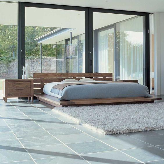 Stunning Japanese Bedroom Design Ideas 4