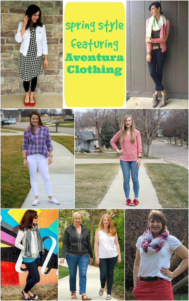 Aventura Spring Looks - Blogger Collaboration