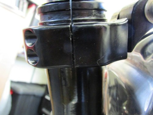 Ensure Fork Slider Clamp Gap is Uniform