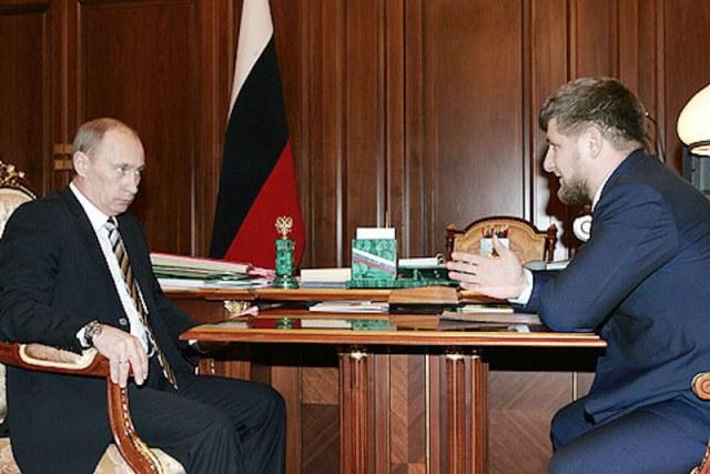 Putin and Kadrov