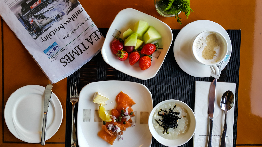 seoul // hotel life