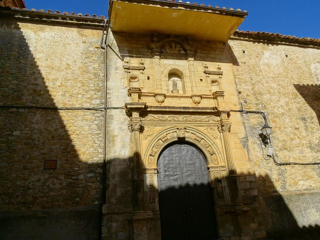 La Iglesuela del Cid Iglesia de la Purificacion Comarca del Maestrazgo 01