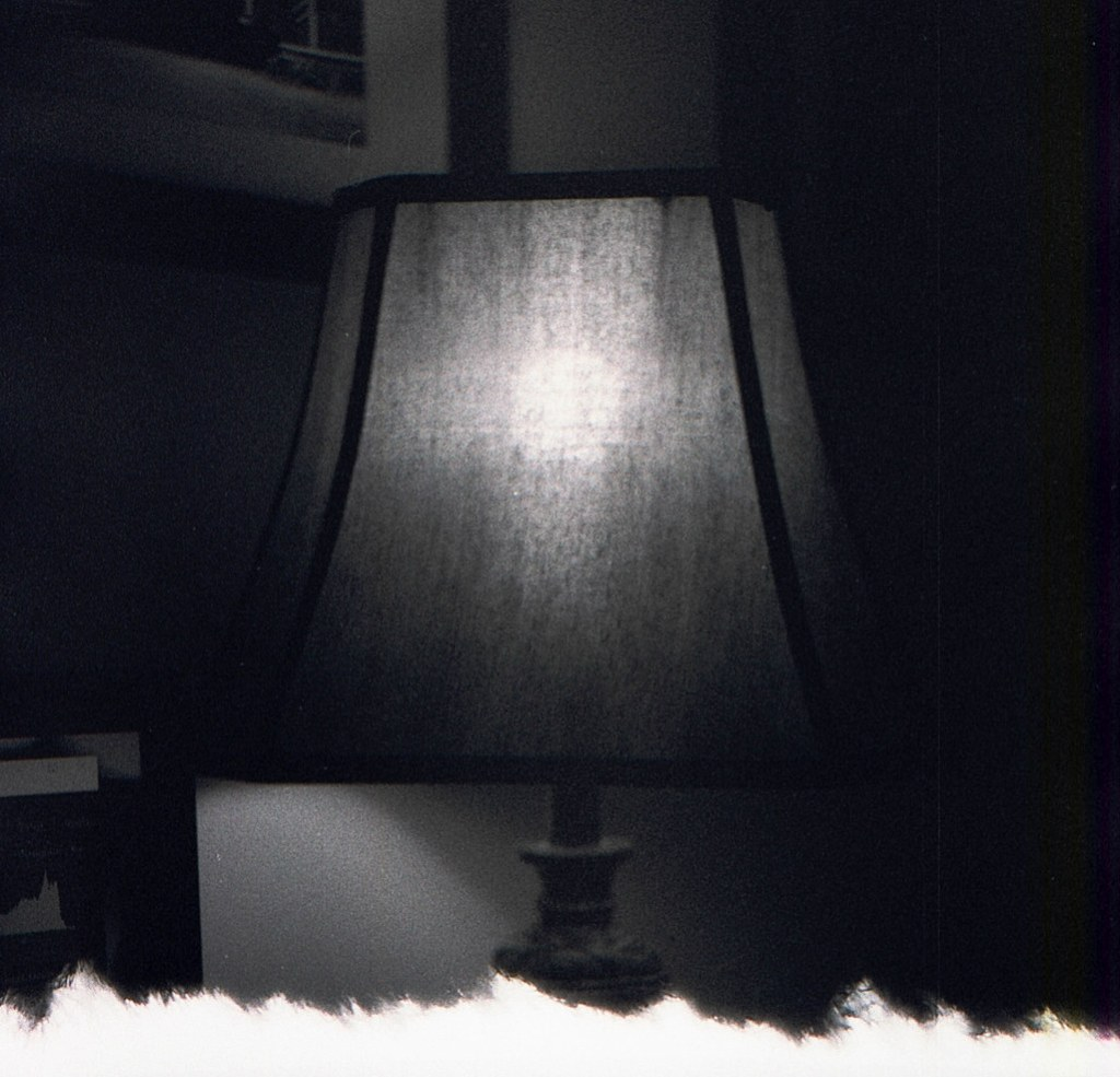 Lamp at the tail