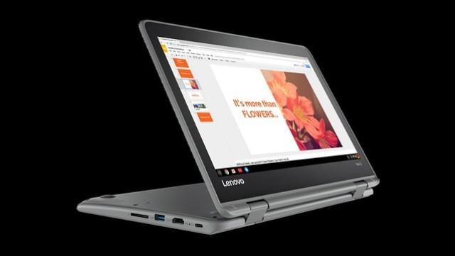 Flex 11 Chromebook Product Photos