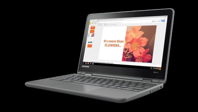 Flex 11 Chromebook Product Photos