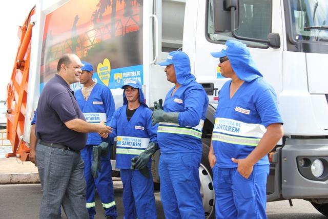 Cheiro de podre: TCM encontra irregularidade na licitação do lixo em Santarém, Terraplena e o prefeito Alexandre Von