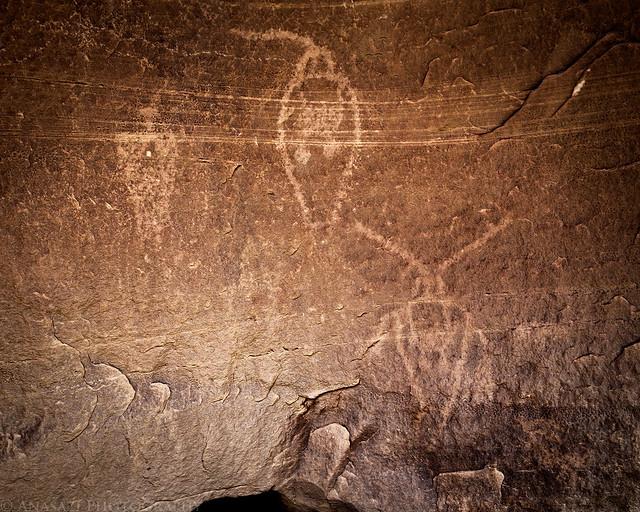 Monument Petroglyphs