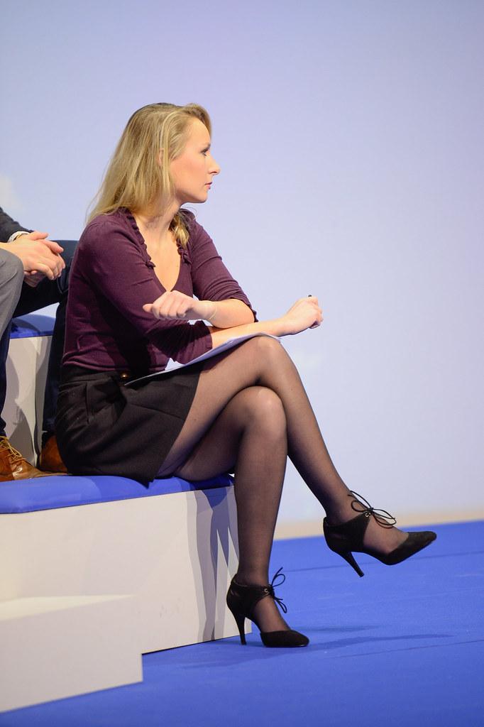 Marion Marechal Lepen2 Deputy Marion Marechal Le Pen