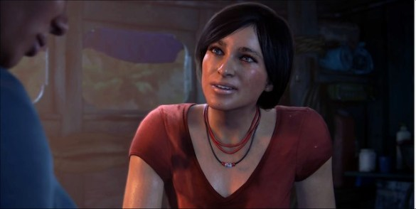 Uncharted The Lost Legacy - Chloe 2
