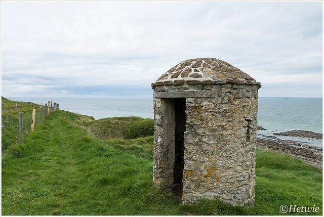 Oude wachttoren