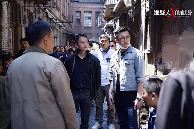 The Devotion of Suspect X Director Alec Su