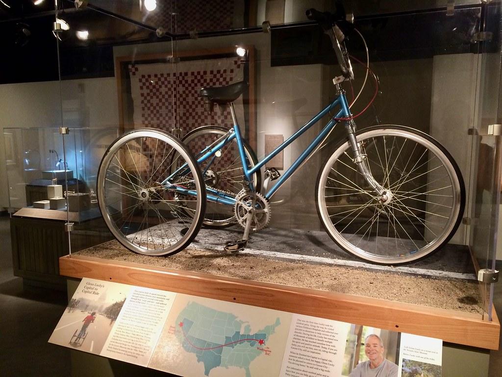 Glenn Lucky's Bike