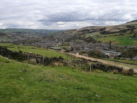 Greenfield to Marsden