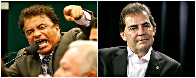 Fim do imposto sindical: partido de Wlad ameaça deixar a base do governo Temer, Wlad Costa e Paulinho da Força