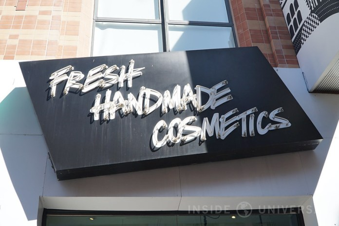 Lush at CityWalk Hollywood to close on March 23