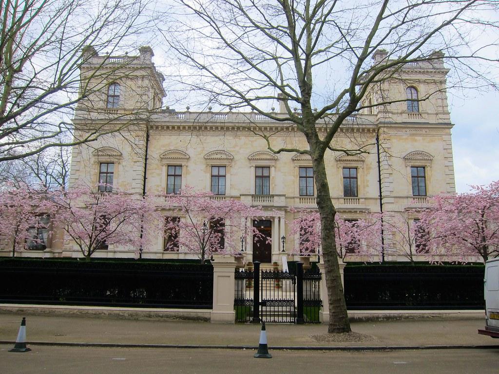 18 19 Kensington Palace Gardens According To Wikipedia
