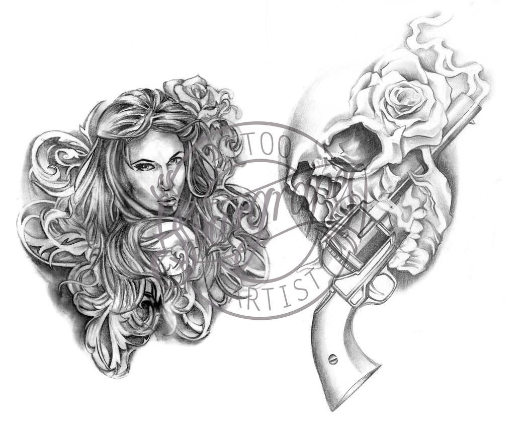 100 Chicano Tattoo Designs