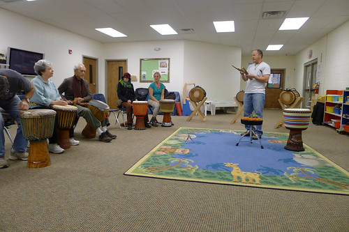 African Drumming-4