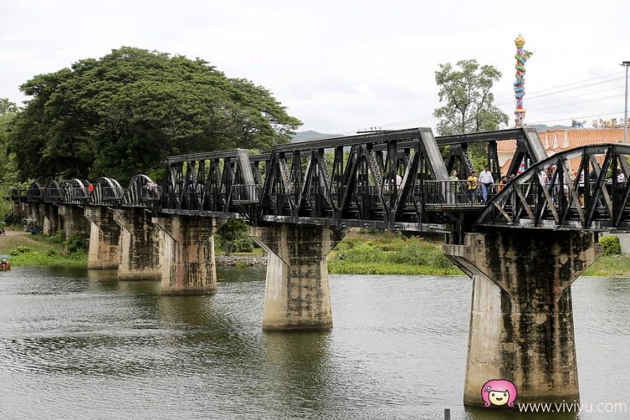 Ban Pong Railway Station,Ratchaburi,拉差汶里府,桂河大橋,死亡鐵路,泰國景點,泰緬鐵路,班蓬火車站 @VIVIYU小世界