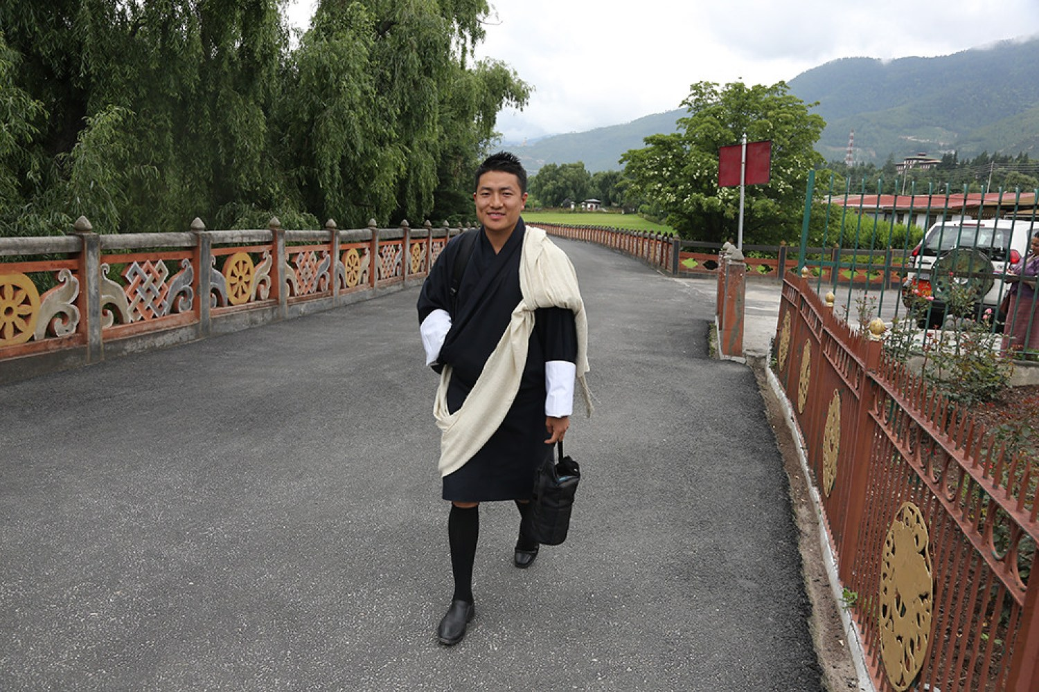 Thimphu on July 14