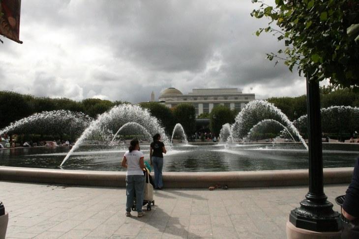 Washington DC national Mall