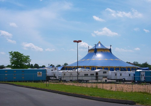 Universal Soul Circus In Bladensburg Md Where Capital