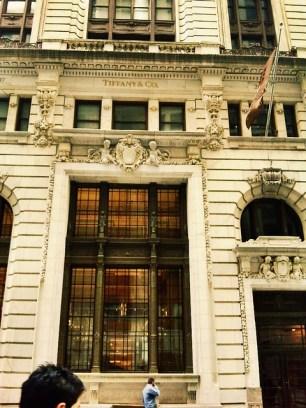 Tiffany's NYC