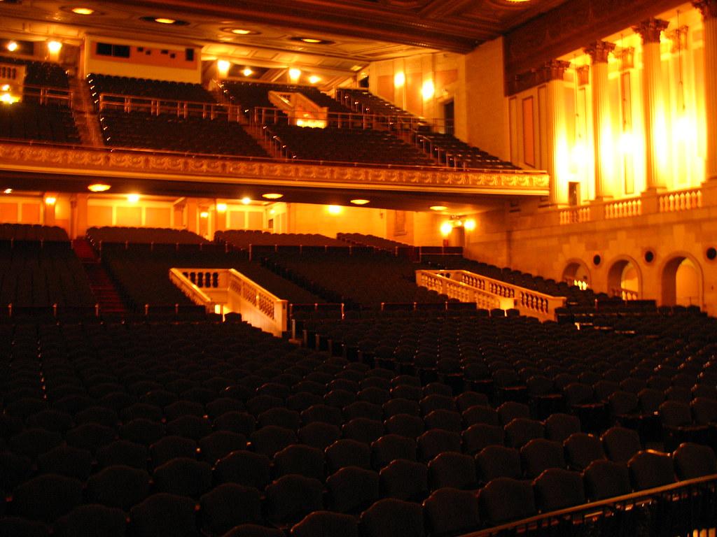 Arlene Schnitzer Concert Hall Seating Chart - Schnitzer concert hall seating
