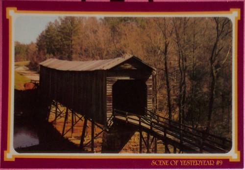 Long Cane Creek Covered Bridge ~ between South Carolina & Georgia