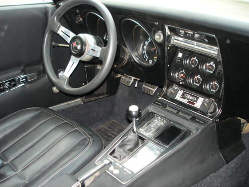 Corvette C3 1968 Interior Toni Maschio Flickr