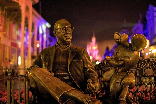 Disney - Sharing the Magic at Night
