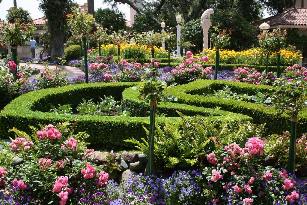 Hearst Castle - Gardens