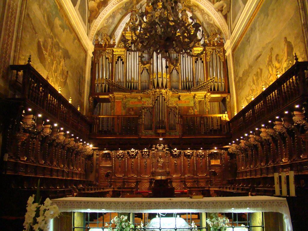 Jaca altar mayor Catedral de San Pedro Huesca 33